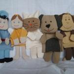 Кукли за ръка по поръчка