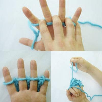 плетене на ръце