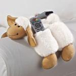 Мотив кротка овца у дома