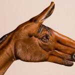 body или hand art