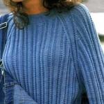 Плетене на реглан
