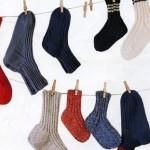 Плетене на чорап на 5 куки